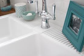 Ikea Bathroom Sinks Quality by How To Clean U0026 Remove Scratches From A White Farm Sink Like The