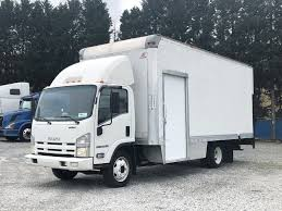 100 Used Box Trucks For Sale By Owner 2009 ISUZU NPR BOX VAN TRUCK FOR SALE 8897