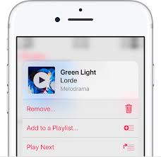 Delete music movies and TV shows from your iPhone iPad or iPod
