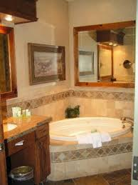 100 Bathrooms With Corner Tubs Corner Soaking Tub With Surround Tile Same Layout As Our Bathroom