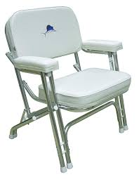 Wise 8WD119-710 Marlin Logo Folding Deck Chair With Aluminum Frame, White Martme Foldng Whte Portable Boat Deck Char Ebay Wide Rocking Chair Garelick Breakaway Hinge Hdware 9918801 Big Man Folding Chairs Chair Gear 4position Alinum Recling Beach Boat Seats Uk Sc 1 Buy White Padded Deck High Back Marine Patio Bimini Seat 2 Pack Low Bass Fishing Bucket How To Add More Your Sport Magazine Navywhite Ropestyle Attwood Classic Gray