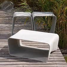 ECAL Modern Outdoor Table