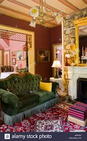 100 Victorian Era Interior Sitting Room At The Shaw House Inn A Era