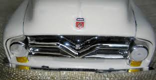 100 1955 Ford Panel Truck Review IPMSUSA Reviews
