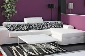 chambre zebre et violet tableau vbouche zebre violet tableau personnalisé