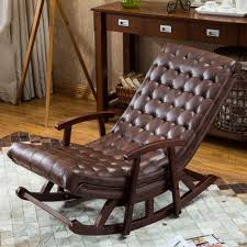 Amazon.com: XUEXUE Rocking Chair, Lounge Chair Comfortable Thick ... Vintage Leather Rocking Chair Jack Rocker In Various Colors Burke Decor Uhuru Fniture Colctibles Folding 125 Chairs Armchairs Stools Archivos Moycor West Coast Fruitwood Folding Chair With Leather Seat Lutge Gallery By Ingmar Relling For Westnofa 1960s And Wood Boat Angel Pazmino Lounge Muebles De Estilo Spanish Ralph Co Midcentury Modern Costa Rican Campaign Antique Upholstered Flippsmart