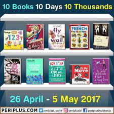 Lucky Draw 10 Books Days Thousands