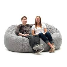 Fuf Bean Bag Chair By Comfort Research by Bean Bag Fuf Chillum Bean Bag Loveseat In Comfort Suede Fabric