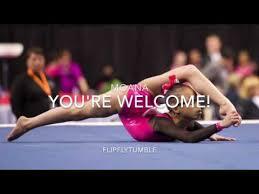 Usag Level 3 Floor Routine 2014 by You U0027re Welcome Moana Gymnastics Floor Music Youtube Gymnastics