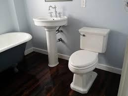 kohler willamette 4 5 8 in vitreous china pedestal sink basin in