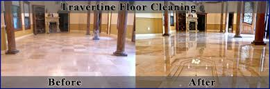 travertine floor cleaning in houston tile cleaning bizaillion