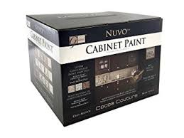Nuvo Cabinet Paint Video by Amazon Com Nuvo Cocoa Couture Cabinet Paint Kit Home Improvement