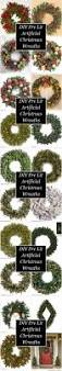 Martha Stewart Pre Lit Christmas Tree Troubleshooting by Best 25 Artificial Christmas Wreaths Ideas On Pinterest