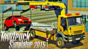 100 Tow Truck Simulator Truck 2015 Highly Compressed PC Game Free Download
