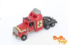 100 Toy Kenworth Trucks Vintage 80s90s Diecast 150 Scale Platic Truck With Ferrari Decals