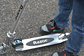 The Razor A Kick Scooter Is Hot Active Toy Of 2014 Holiday Season