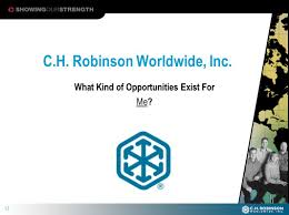 1. 2 Who Is C.H. Robinson?  A Leading Third-party Provider Of ... 2016 Indiana Logistics Directory By Ports Of Issuu Ch Robinson Worldwide United Recyclers Group Llc Countdown To Black Friday Are You An Easy Target For Cargo Theft Navisphere Vision Out On The Blacktop Box Trucks Pause Facebook Continues Chicago Growth With Lease New Expanded 1 2 Who Is A Leading Thirdparty Provider Tmc Supply Chain Management Division Inc Q3 Results Earnings Call Luyol