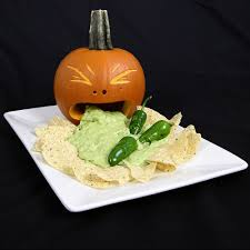 Ways To Carve A Pumpkin Fun by A Pumpkin Puking Guacamole