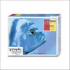 test nh3 nh4 pour aquarium eau douce et eau de mer 30 tests