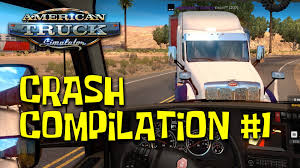 American Truck Simulator Crash Compilation #1 - YouTube Video Gravel Truck Crashes Through Intersection Of 22 And Jester Best Accident Compilation 2016 Part 1 Youtube Holes Scene Dutch Subs Best Of Rc Trucks In Action Cool Machines At Work Fantastic Monster Jam 2012 Tampa Truck Crash Compilation 720p Crashes Into Bus Viralhog My Videos Review Semi Truck Crash Challenge Brick Rigs Multiplayer Gameplay Lorry Aberdeen Heavy Recovery Yellow Z06 Corvette So Badly It Must Be Scraped Off Asphalt Ustruck Ice Road Truckers American Lastwagen Beamng Drive Gavril D15 Trophy Beta Testing 35
