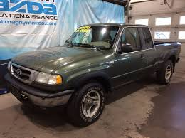100 2002 Mazda Truck Used 4WD BSeries Pickup SE 4X4 In Montmagny Used