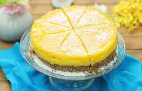 karibisch leichte mango torte ohne zucker vegan mit aquafaba