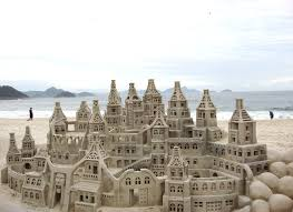 13 Amazing Sand Sculptures That Will Inspire Kids To Get Building At The Beach