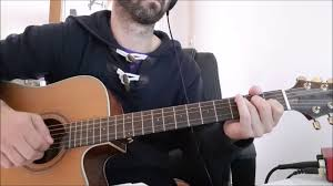 Smashing Pumpkins Muzzle Cover by William Patrick Corgan The Spaniards Guitar Cover Youtube