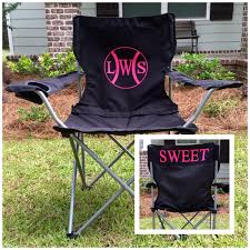 Monogrammed Chair, Personalized Chairs, Custom Coach's Chair ... Amazoncom San Francisco 49ers Logo T2 Quad Folding Chair And Monogrammed Personalized Chairs Custom Coachs Chair Printed Directors New Orleans Saints Carry Ncaa Logo College Deluxe Licensed Bag Beautiful With Carrying For 2018 Hot Promotional Beach Buy Mesh X10035 Discountmugs Cute Your School Design Camp Online At Allstar Pnic Time University Of Hawaii Hunter Green Sports Oak Wood Convertible Lounger Red