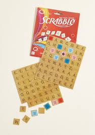 Super Scrabble Tile Distribution by Scrabble Fridge Magnet Set Modcloth