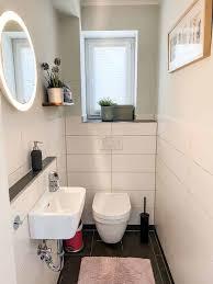 badezimmer und gäste wc streichen dieses mal durften die