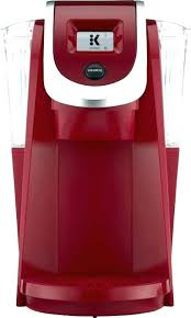 Colored Coffee Makers Purple K Cup Maker Single Serve Pod Red