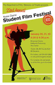 Student Film Festival In