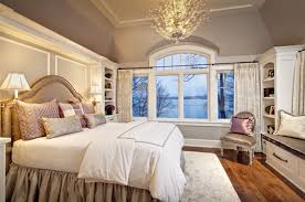 Master Bedroom Design With King Size Bed