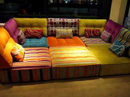 Mah Jong Modular Sofa by Apartments Drop Dead Gorgeous Parnass Digital Architecture Low