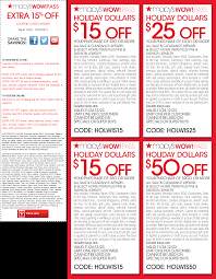 Macy S Online Coupon Code - Swansons Coupon Codes