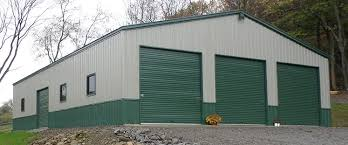 40x80 Steel Building With Free Setup & Delivery