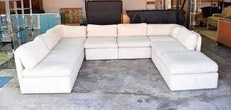 milo baughman for thayer coggin modular sectional sofa at 1stdibs