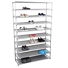 for shoe storage you can use metal shoe rack with shoe shelf are