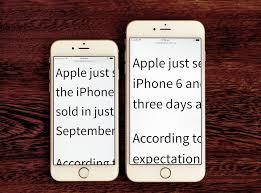 Apple iPhone 6 Plus HardwareZone