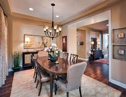 Formal Dining Room With Tropical And Asian Touches Design Innovations Interior Designer