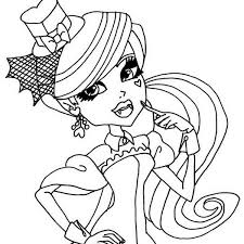 Coloriage Monster High Noel A Imprimer A Co
