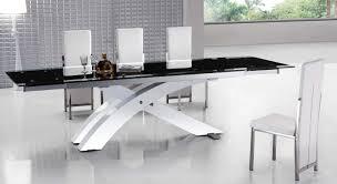 furniture 8420 8273 5 piece dining room set in black
