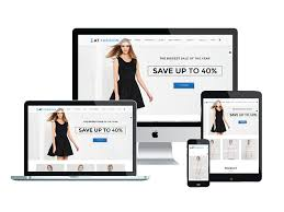 Responsive AT Fashion Shop Joomla Templat
