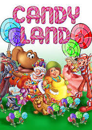 Image Is Loading Candyland Candy Land Board Game Iron On T