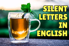 Silent Letters In English From AZ Espresso English