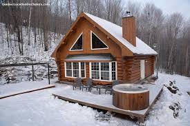 104 Petit Chalet Cottage Rental Quebec Outaouais Lac Simon Le Domaine Id 9867