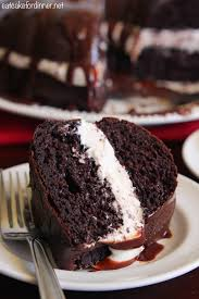 Chocolate Whoopie Pie Cake