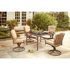 Patio Furniture Sets Walmart by Patio Inspiring Patio Sets At Home Depot Deck Furniture Patio