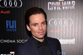 Sebastian Stan The Cinema Society With Audi And FIJI Water Host A Screening Of Marvels